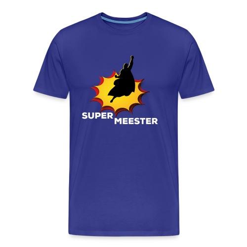 Supermeester 2 - Mannen Premium T-shirt