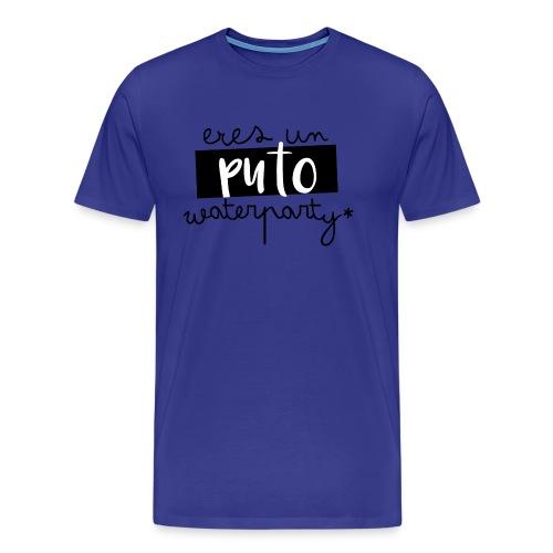 Aguafiestas - Camiseta premium hombre