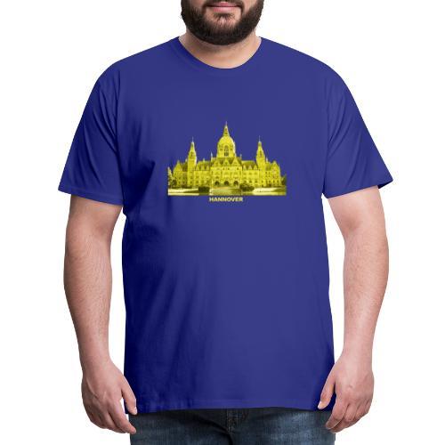 Hannover Rathaus Niedersachsen - Männer Premium T-Shirt