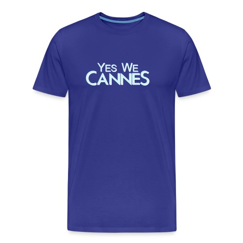 yes you cannes - T-shirt Premium Homme