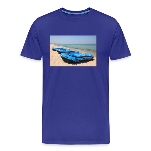 Uwes Networkt Shop - Männer Premium T-Shirt