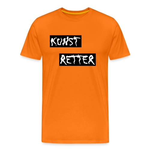 Kunstretter 20.1 - Männer Premium T-Shirt