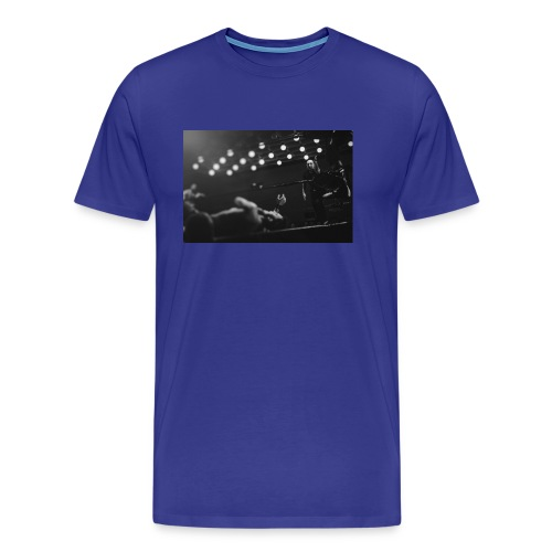 King of the ring t-shirt - Maglietta Premium da uomo
