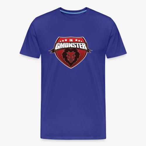 TheGMonster Logo Grand - T-shirt Premium Homme