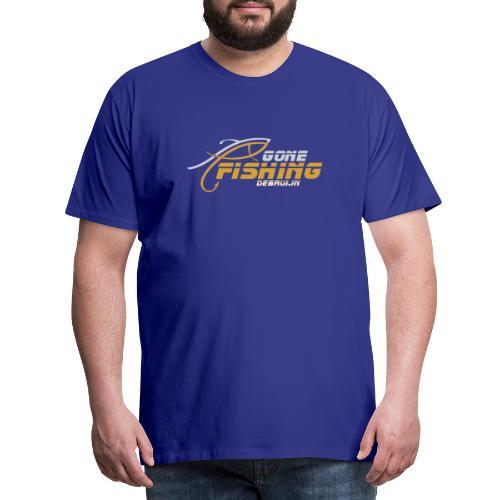 GONE-FISHING (2022) DEEPSEA/LAKE BOAT G-COLLECTION - Men's Premium T-Shirt