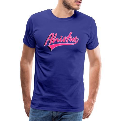 Ahistus - Miesten premium t-paita