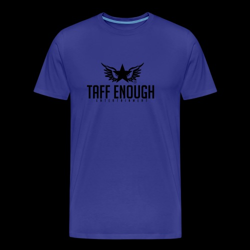 Taff Enough Logo - Männer Premium T-Shirt