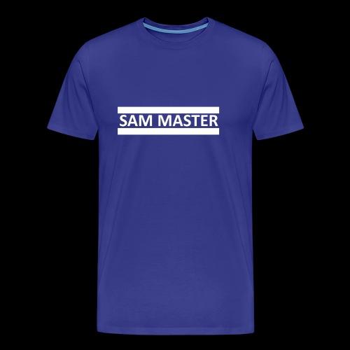 SamMaster - Männer Premium T-Shirt