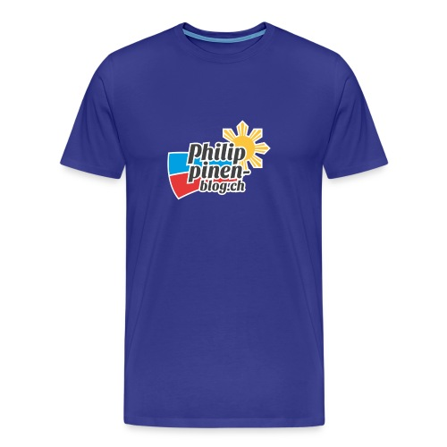 Das original Philippinen-Blog Logo - Männer Premium T-Shirt