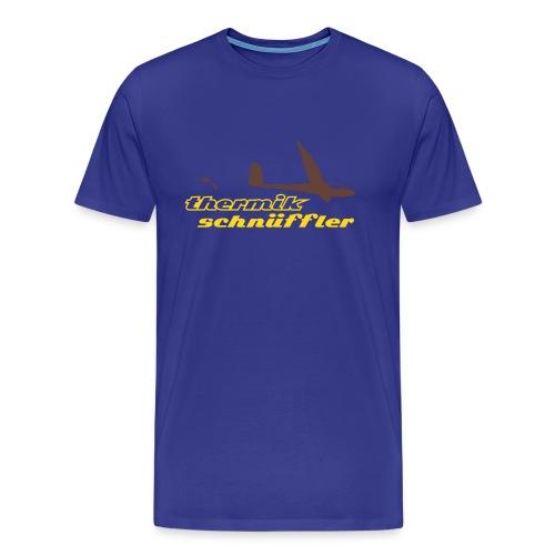 thermikschnueffler_a - Männer Premium T-Shirt