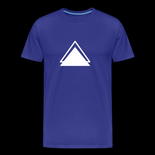 Triangulos luxior - Camiseta premium hombre
