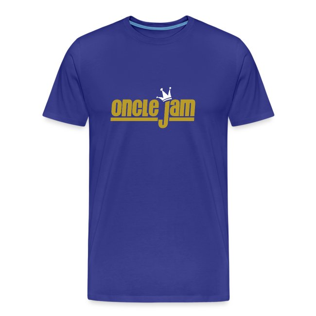 Oncle Jam horizontal or
