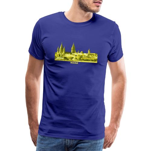 Mainz Rheinland-Pfalz LandeshauptstadtDom - Männer Premium T-Shirt