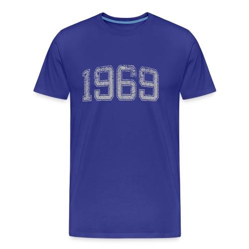 1969 Jahrgang - Männer Premium T-Shirt