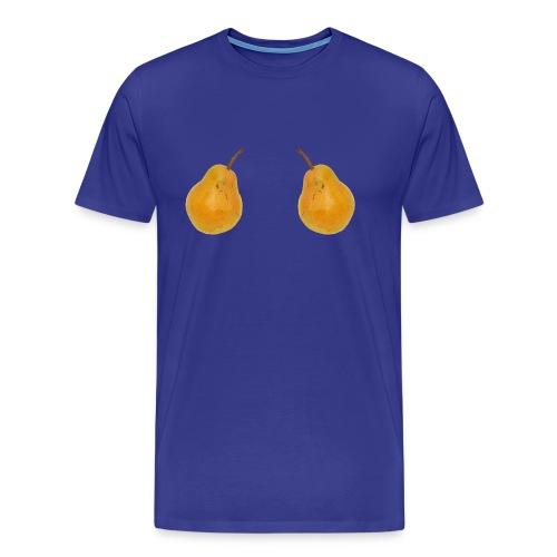 Due Pere - Maglietta Premium da uomo