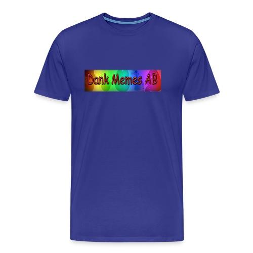 Dank Memes AB T-Shirt - Premium-T-shirt herr