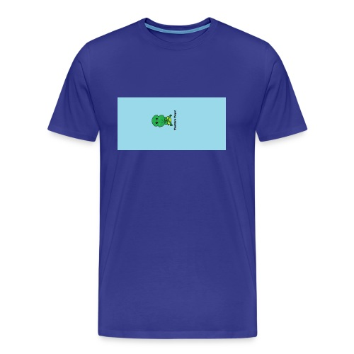 Women's Short - Sleeved Top with Turtle Design - Men's Premium T-Shirt