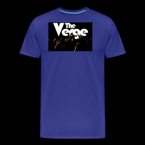 TV Logo 001 - T-shirt Premium Homme
