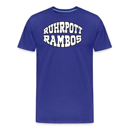 Ruhrpottrambos - Männer Premium T-Shirt