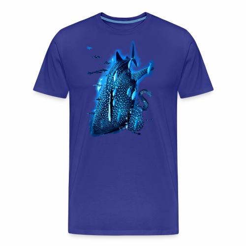 Piel ballena / Whale skin - Camiseta premium hombre