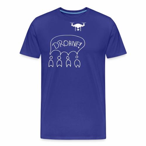 FFF Drohne - Männer Premium T-Shirt