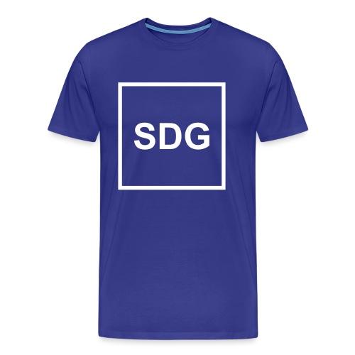SDG - Männer Premium T-Shirt