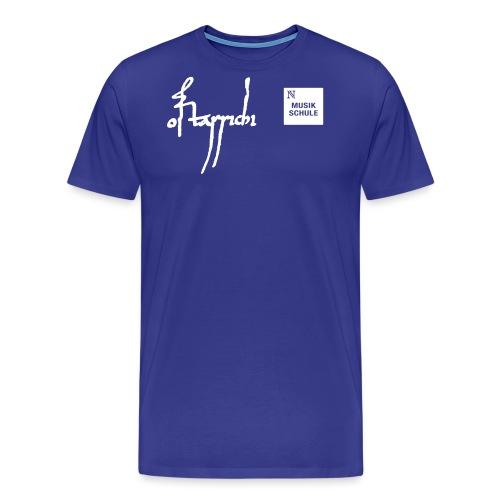 Musikschule - Männer Premium T-Shirt
