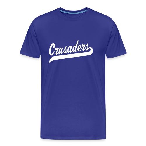 logocrusadersvt - Männer Premium T-Shirt