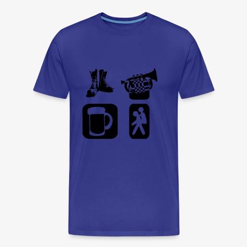 Way of Life - Männer Premium T-Shirt