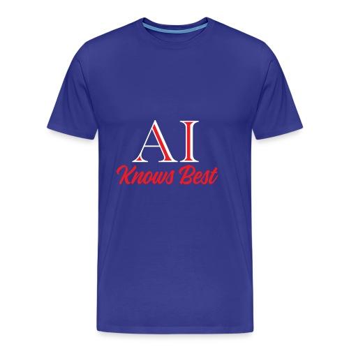 Trust the AI - Men's Premium T-Shirt