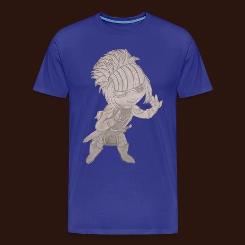 wenkie png - Männer Premium T-Shirt