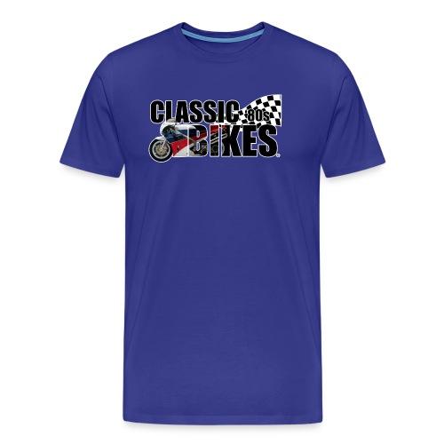 Classic Bikes 80s - Mannen Premium T-shirt
