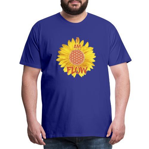 I AM FLOW - Men's Premium T-Shirt