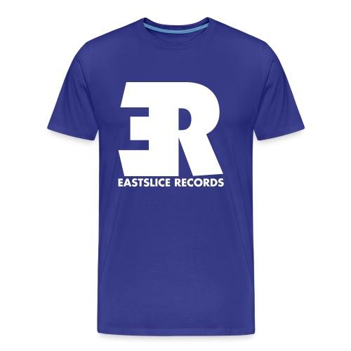 er logo druck - Männer Premium T-Shirt
