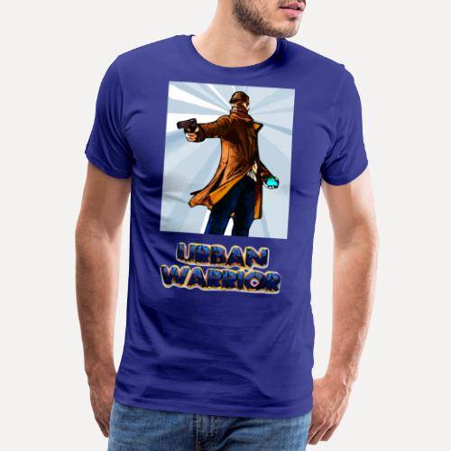 Urban Warrior - Men's Premium T-Shirt