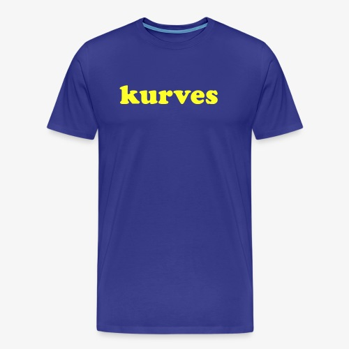 KURVES VIII - T-shirt Premium Homme