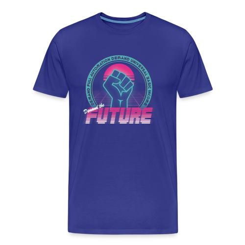 Demand the Future - Men's Premium T-Shirt