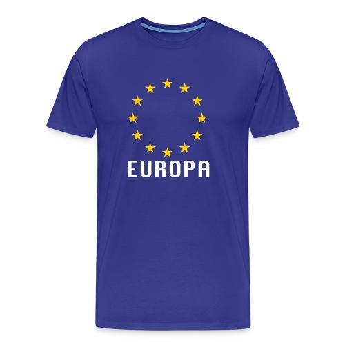 EUROPA - Männer Premium T-Shirt