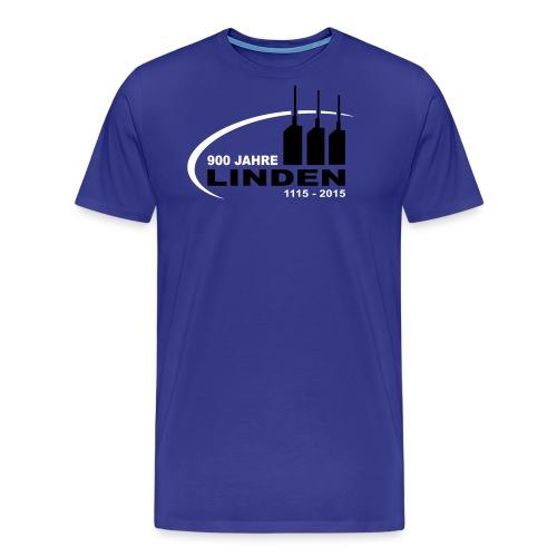 900 Jahre Linden Warme Brüder - Männer Premium T-Shirt
