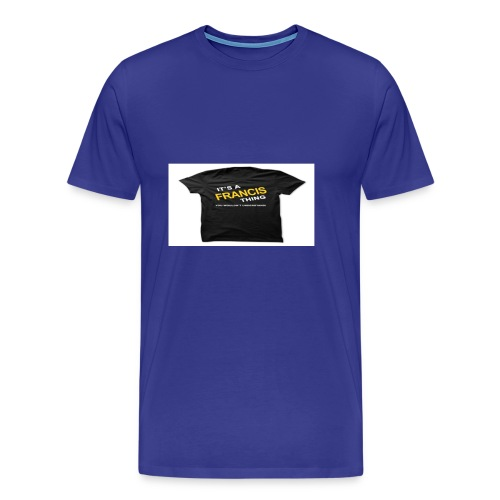 2213E5D5 CE38 40E2 8843 3DC3C7AC61B9 - Men's Premium T-Shirt