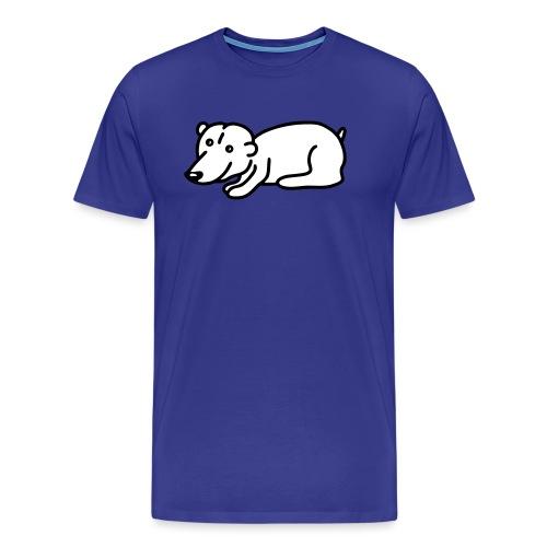 Baby Eisbär - V2 - Männer Premium T-Shirt