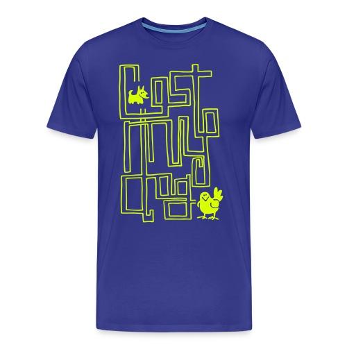 maze rework - Men's Premium T-Shirt