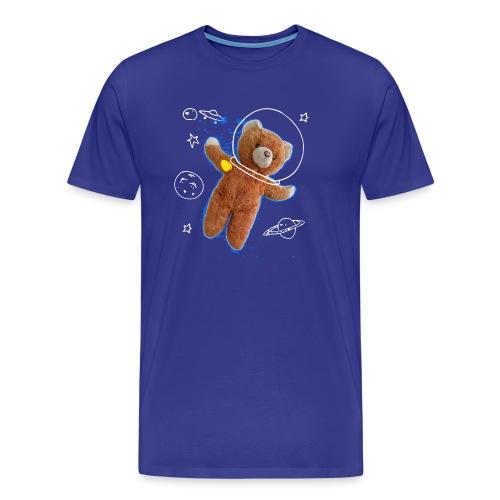 T-shirt niño OSITO ASTRONAUTA - Camiseta premium hombre