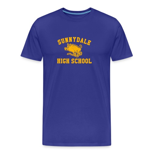 Sunnydale High School logo merch - Men's Premium T-Shirt