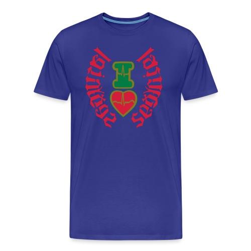 i love Las Vegas sexy girl,Las Vegas subliminal se - Men's Premium T-Shirt