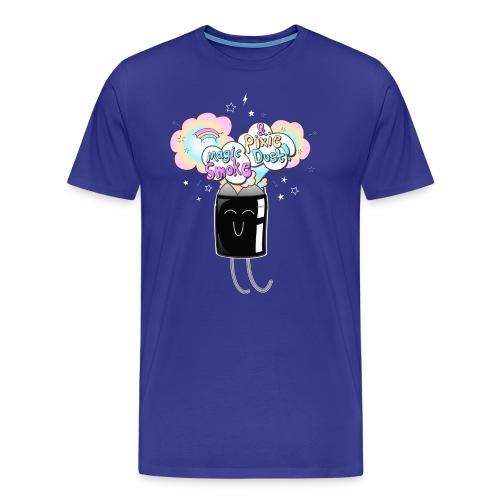 Magic Smoke & Pixie Dust - Men's Premium T-Shirt