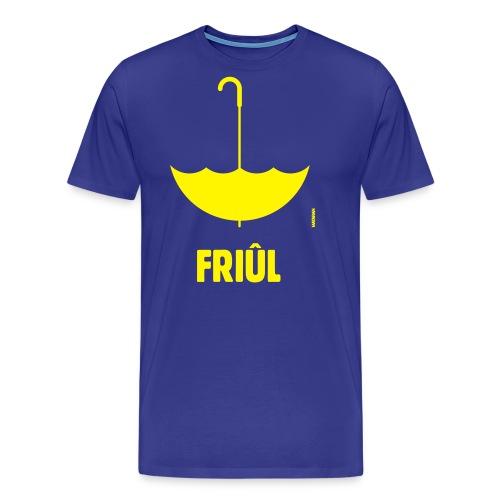 Friûl - Maglietta Premium da uomo