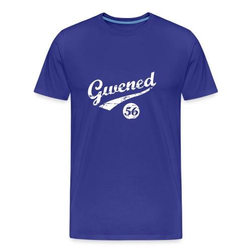 gwened 56 white - T-shirt Premium Homme