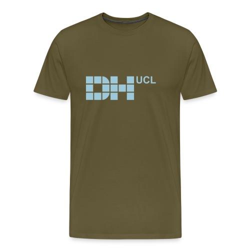 DH UCL uncaptioned - Men's Premium T-Shirt