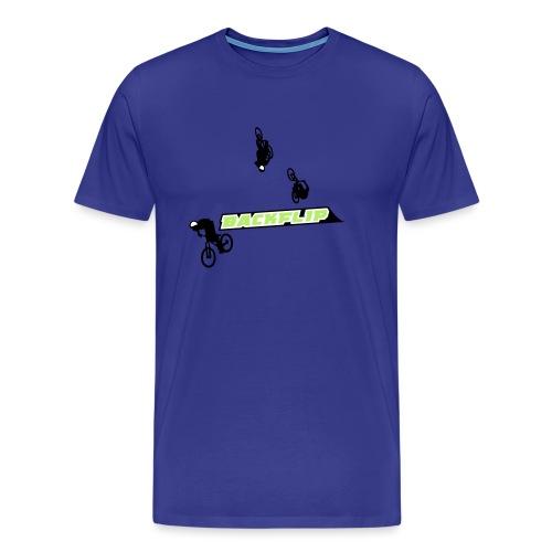 Backflip - Männer Premium T-Shirt